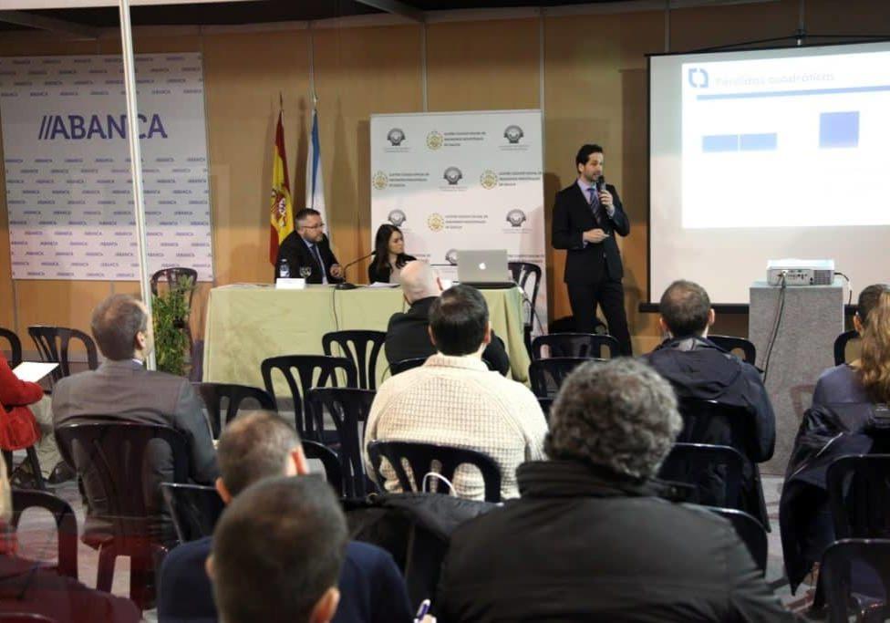 Ponencia sobre eficiencia energética de ELINSA en la Feria de la Energía de Galicia