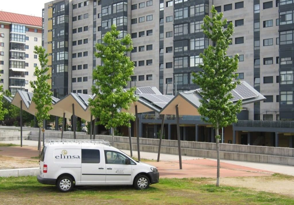 Instalación eléctrica fotovoltaica en Vigo