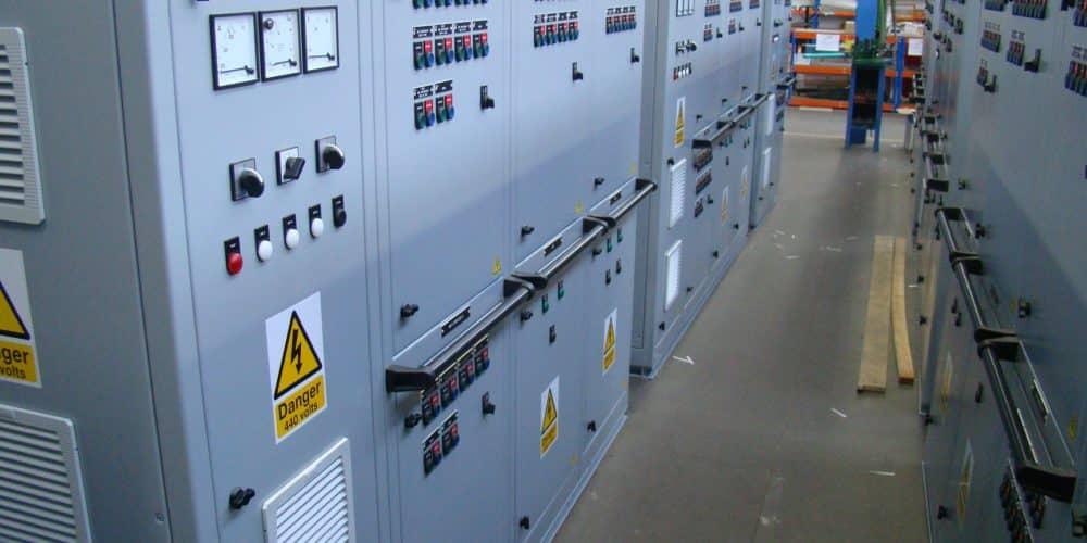 Cuadros eléctricos Fragatas Australia - ELINSA